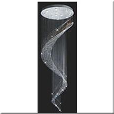 Đèn Thả Pha Lê Thông Tầng VIR 7879/12 Ø800xH2500