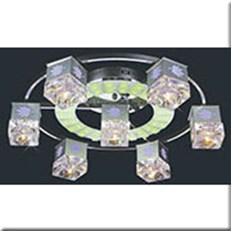 Đèn Chùm kiểu Ý VIR 82139/7 Ø600xH200