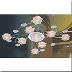 Đèn Chùm kiểu Ý VIR 6809/9 Ø760xH180