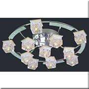 Đèn Chùm kiểu Ý VIR 82133/13 Ø740xH210