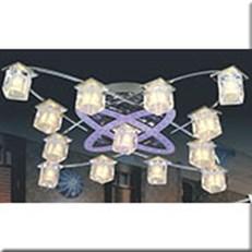 Đèn Chùm kiểu Ý VIR 82115/13 Ø980x980x80