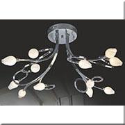 Đèn Chùm kiểu Ý VIR C8143/12 Ø650xH400