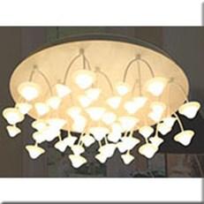 Đèn Trần Nghệ Thuật VIR 50068/16Y Ø700xH180