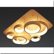 Đèn Trần Nghệ Thuật VIR 2075/3S Ø850xH600