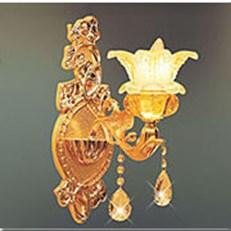 Đèn Tường Pha Lê Nến VIR 3176/1 L160xW320xH410