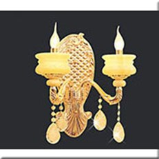 Đèn Tường Pha Lê Nến VIR 3186/2 L350xW360xH230