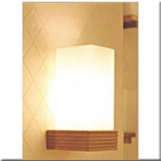 Đèn Tường Gỗ VIR VG519/1W 100x130x250