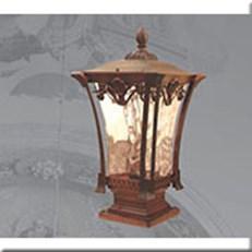Đèn Trụ Cổng VIR VROG2009C Ø250x250xH530