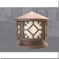 Đèn Trụ Cổng VIR VRTC5050 Ø300xH300
