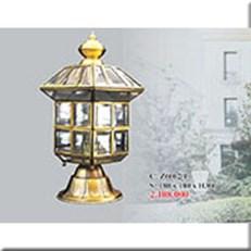 Đèn Trụ Cổng VIR Z6002/1 180x180xH360