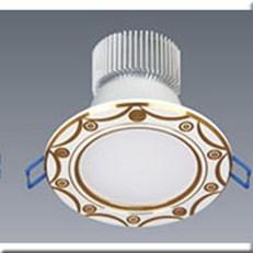 """Đèn LED Âm Trần ANFACO AFC 537V 9W 3.5"""" 3 CHẾ ĐỘ"""
