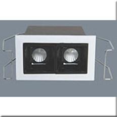 Đèn LED Âm Trần ANFACO AFC 634/2 2Wx2