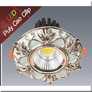 Đèn LED Âm Trần ANFACO AFC PULY 02