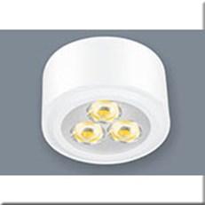 Đèn LED Gắn Nổi ANFACO AFC 643T 3W