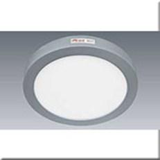 Đèn LED Gắn Nổi ANFACO AFC 555 XÁM 12W