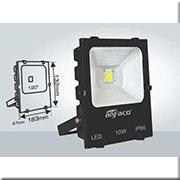 Đèn Pha Led ANFACO PHA LED 005 10W