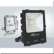 Đèn Pha Led ANFACO PHA LED 005 20W