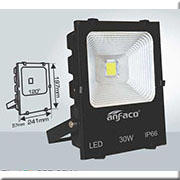 Đèn Pha Led ANFACO PHA LED 005 30W