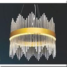 Đèn Thả Pha Lê BMC TPL-17008RD/500 Ø500xH400