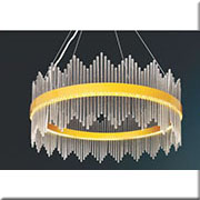 Đèn Thả Pha Lê CTK5 TPL.01T800 Ø800xH330