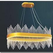 Đèn Thả Pha Lê CTK5 TPL.01N900  L900xW350xH450