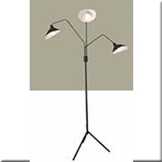 Đèn Cây BMC ĐB-2045-BK W1000xH1800