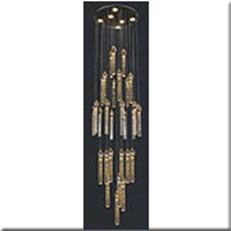Đèn Thả Pha Lê BMC TPL-95282/600-29 Ø600xH3000
