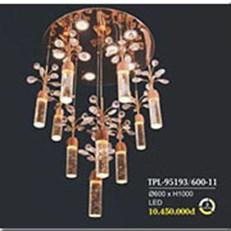Đèn Thả Pha Lê BMC TPL-95193/600-11 Ø600xH1000
