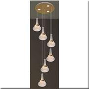 Đèn Thả LED BMC1 TH-9840/6 Ø400xH1200