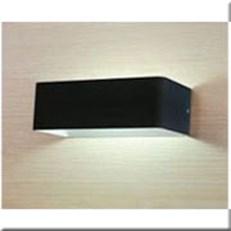 Đèn Tường LED CTK5 VK.2214 Đen L200xH80