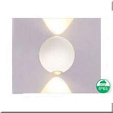 Đèn Tường LED PT1 VNT-612/2 Trắng Ø100