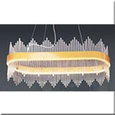 Đèn Thả Pha Lê BMC TPL-17008 REC/1000 L1000xH350xH360