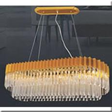Đèn Thả Pha Lê BMC TPL-17020 REC/1000 L1000xH300xH300