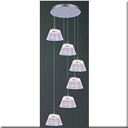 Đèn Thả LED BMC1 TL-P18001/48W-A Ø400xH1200