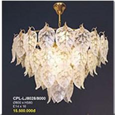 Đèn Chùm Nghệ Thuật BMC1 CPL-LJ8028/8000 Ø800xH580