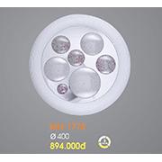 Đèn Ốp Trần Hiện Đại VE3 MN-1778 Ø400