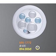 Đèn Ốp Trần Hiện Đại VE3 MN-1772 Ø400