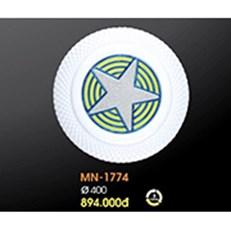 Đèn Ốp Trần Hiện Đại VE3 MN-1774 Ø400