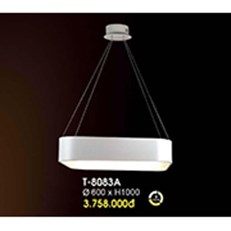 Đèn Thả Bàn Ăn VE3 T-8083A Ø600xH1000
