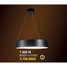 Đèn Thả Bàn Ăn VE3 T-8081B Ø600xH1000
