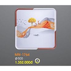 Đèn Ốp Trần Hiện Đại VE3 MN-1764 Ø500