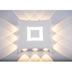 Đèn Vách Ngoại Thất VE3 VNT-046A L180xH180