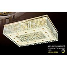 Đèn Mâm Pha Lê BMC2 MPL-9895/1050-REC L1050x750xH340