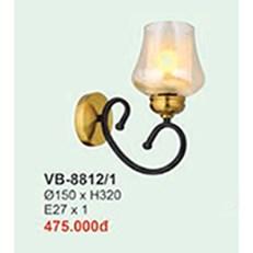 Đèn Tường Cổ Điển BMC2 VB-8812/1 Ø150xH320
