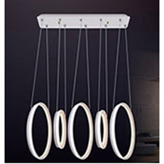 Đèn Thả LED BMC2 TL-3597/3+2 W550xH1200