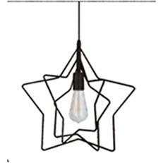 Đèn Thả Bàn Ăn BMC2 ĐT-9209/1BK Ø250