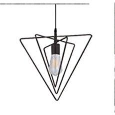 Đèn Thả Bàn Ăn BMC2 ĐT-2820/1BK Ø250