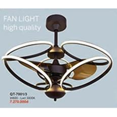 Đèn Chùm Quạt BMC2 QT-7001/3 W600