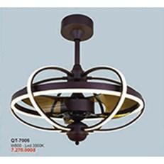 Đèn Chùm Quạt BMC2 QT-7005 W600