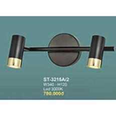 Đèn Soi Tranh BMC2 ST-3215A/2 W340xH120